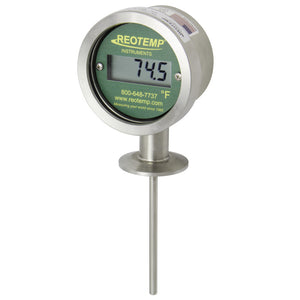 Sanitary Digital Thermometer/Transmitter