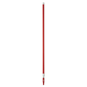 Telescopic Handle- Aluminum, Red