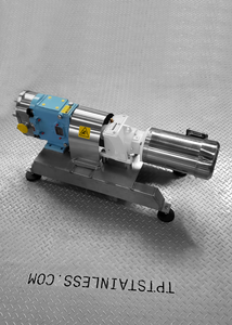 Sanitary Positive Displacement Pump 030-Universal 02 Waukesha (With Base Frame)