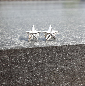 Star Stud Earrings - PurplePixiebyDenise