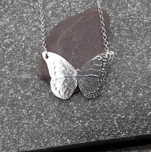 Butterfly Necklace - PurplePixiebyDenise
