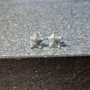 Starfish Stud Earrings - PurplePixiebyDenise