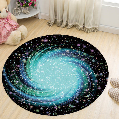Universe Round Rugs