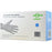 NATURAL LATEX DISPOSABLE GLOVES - LOW POWDER