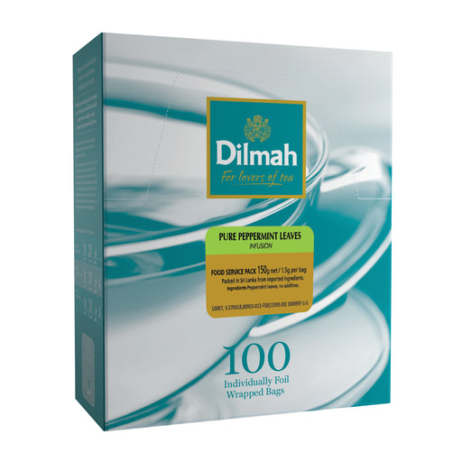 DILMAH PEPPERMINT TEA BAGS