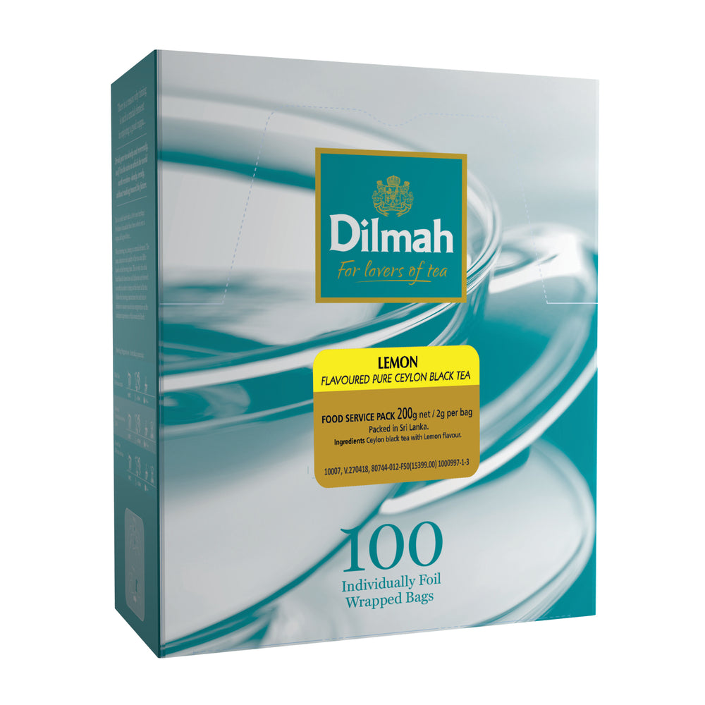 DILMAH LEMON TEA BAGS