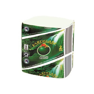 EARTHCARE INTERLEAVE TOILET TISSUE