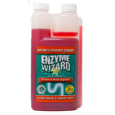 ENZYME WIZARD GREASE AND WASTE TREATMENT