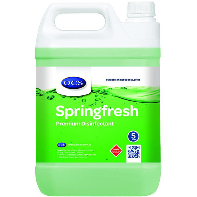 OCS SPRINGFRESH