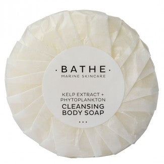 BATHE MARINE PLEATWRAPPED 40GM
