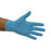 DISPOSABLE GLOVES BLUE NITRILE POWDERFREE