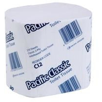 PACIFIC CLASSIC INTERLEAVED TOILET TISSUE (CI2)
