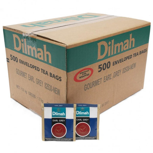 DILMAH EARL GREY TEA BAGS