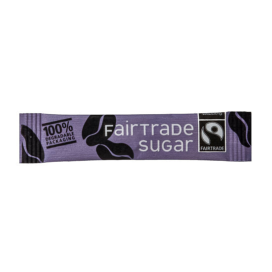 FAIRTRADE SUGAR STICKS