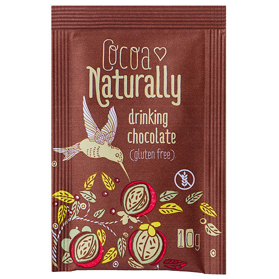 COCOA NATURALLY DRINKING CHOC
