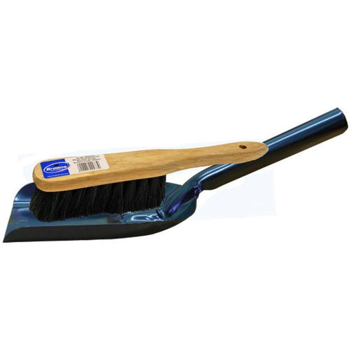 FIRESIDE SHOVEL AND HEARTH BRUSH SET
