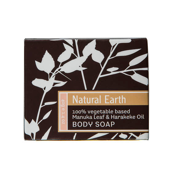 NATURAL EARTH SOAP IN A CARTON 40GM