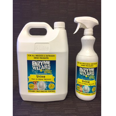 ENZYME WIZARD URINE STAIN REMOVER