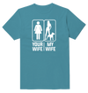 Your Wife My Wife Dog Funny T-Shirt