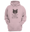 Cat Hair Is Lonely Hoodies