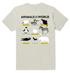 Animal Of The World Funny T-Shirt