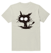 Lighting Cat Funny T-Shirt