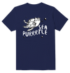 Sea Purrrtle Cat T-Shirt