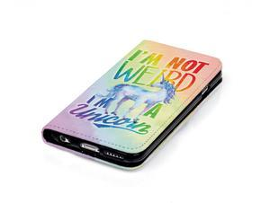 """I'm A Unicorn"" IPhone/Android Wallet Case"