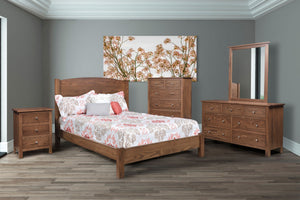 The Ottawa Bedroom Suite - Amish Handcrafted furniture at Amazing prices.