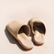 two soles cabarita slide sand suede