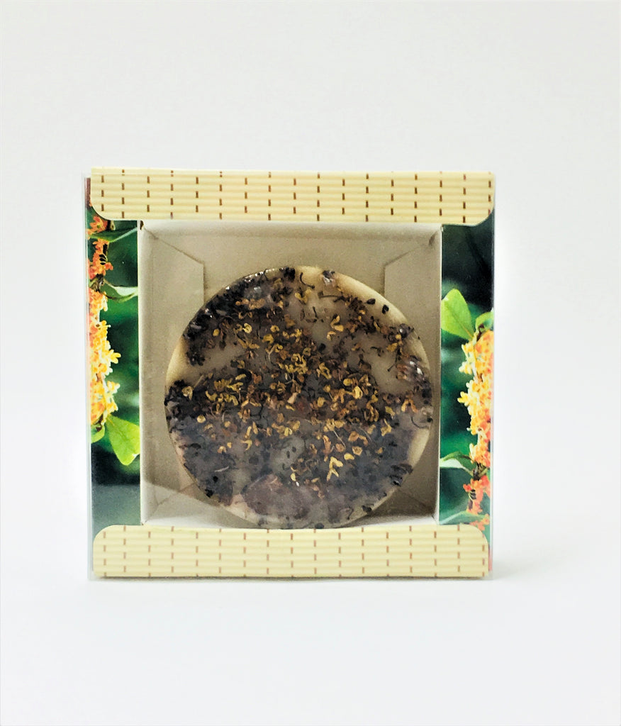 Flower Series: Osmanthus Soap