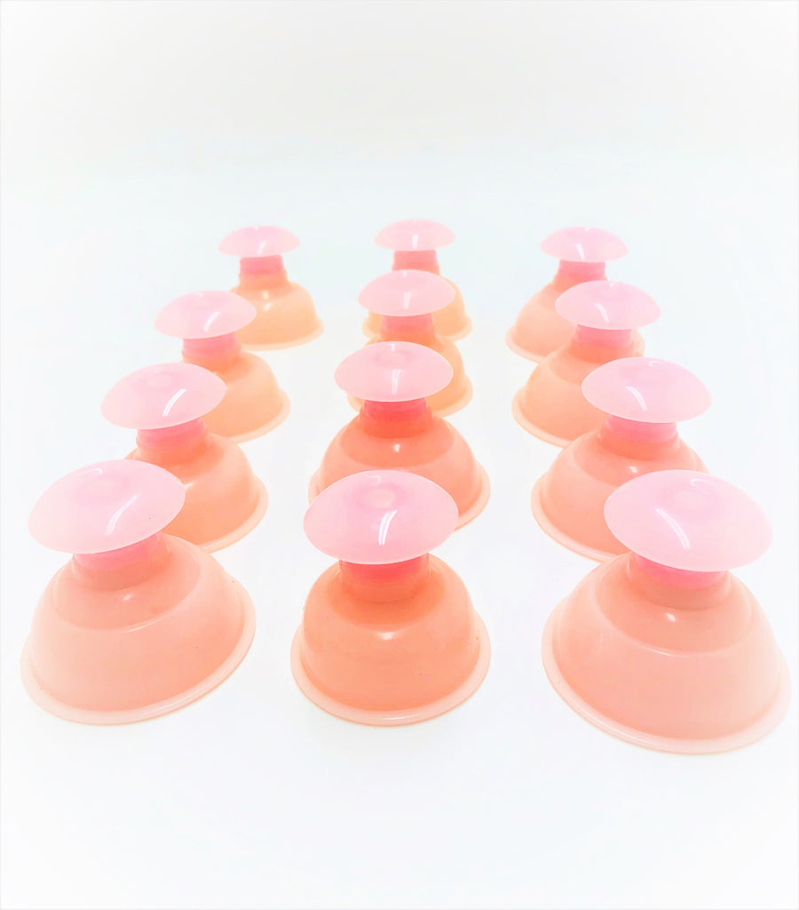 Silicon Cupping Set (Set of 12)