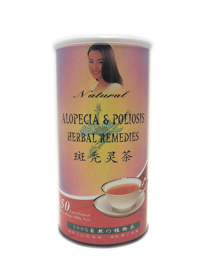 Hair and Scalp Herbal Tea
