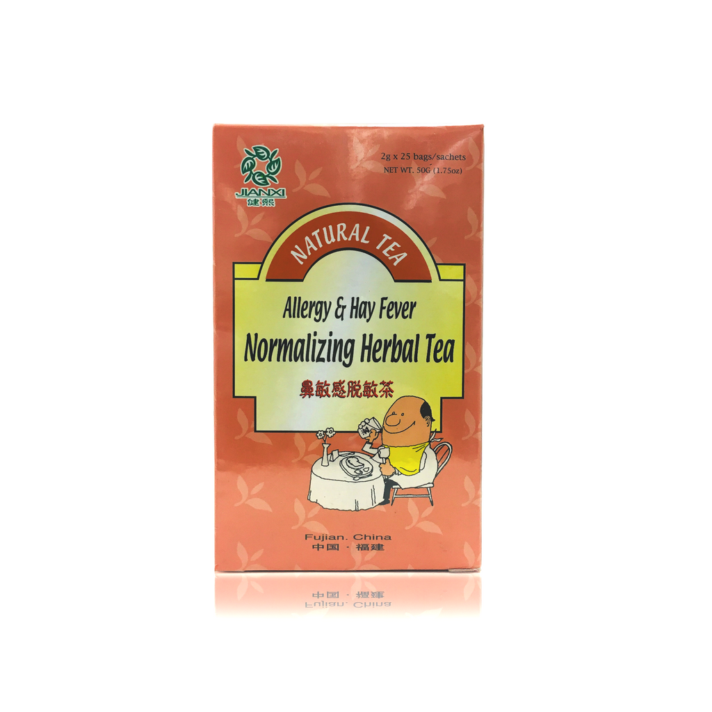 Allergy & Hay Fever Normalizing Herbal Tea