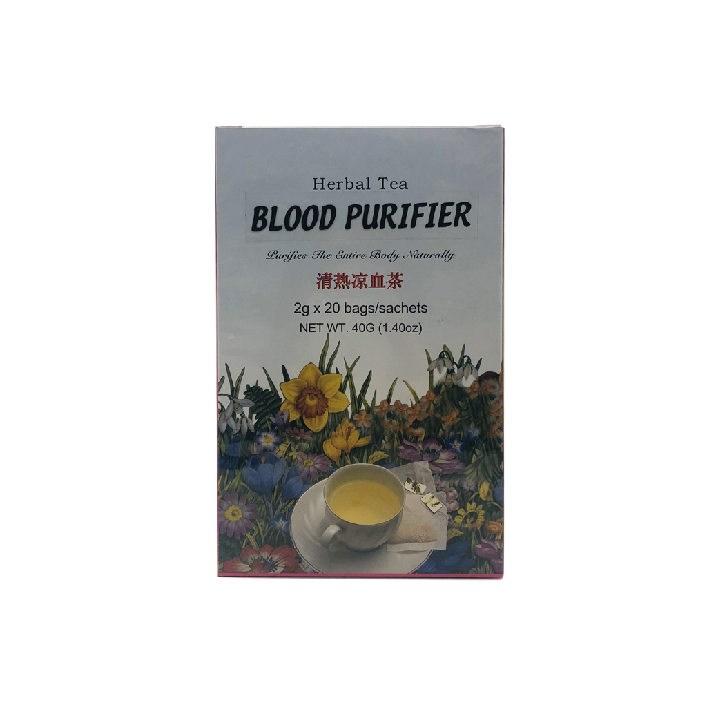 Blood Purifier Herbal Tea