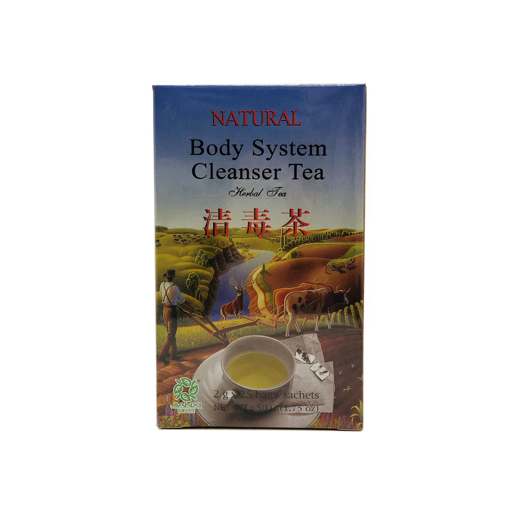 Body System Cleanser Tea