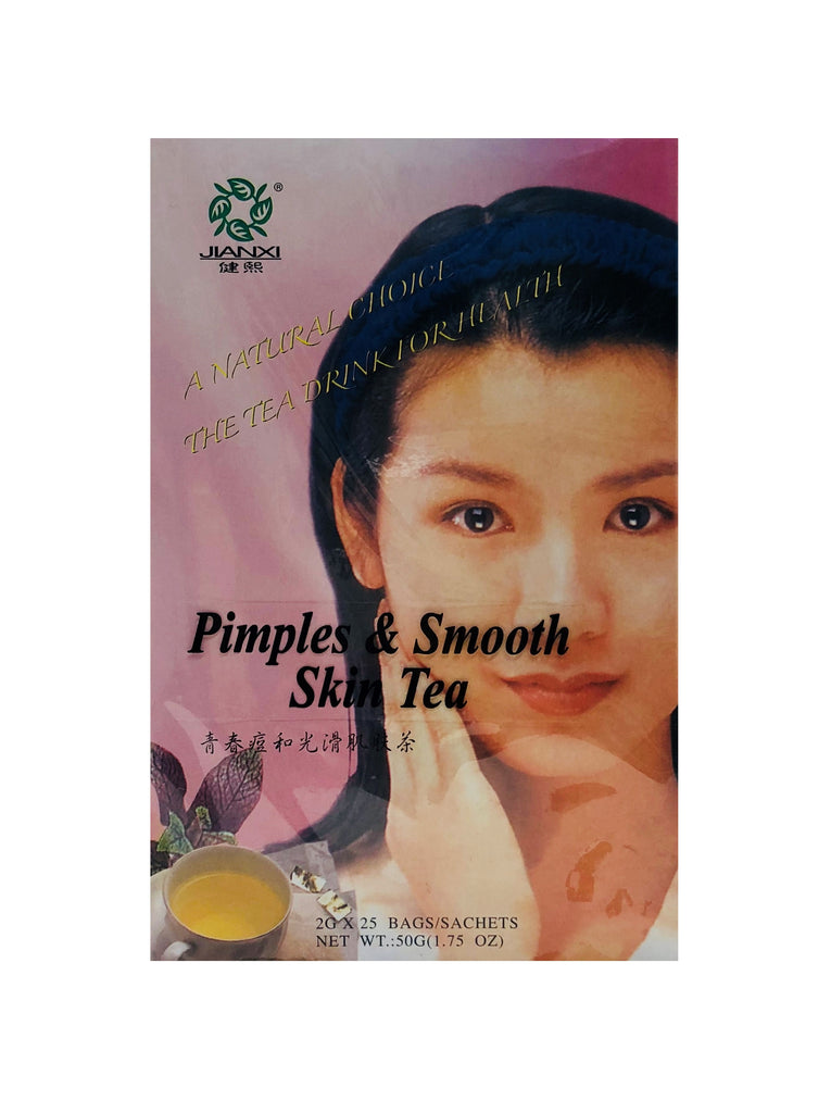 Pimples & Smooth Skin Tea