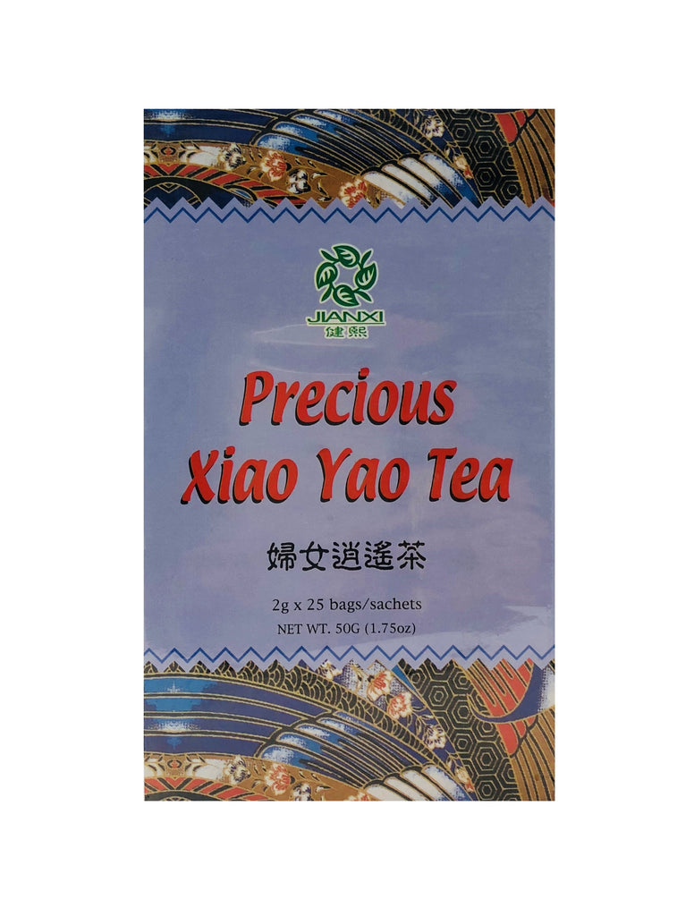 Precious Xiao Yao Tea (BLOOD NOURISH)