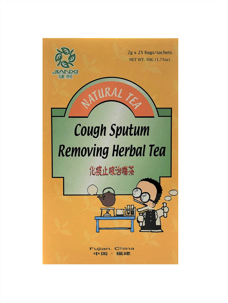 Cough Sputum Removing Herbal Tea