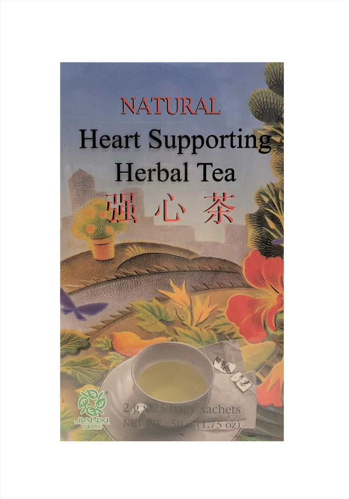 Heart Supporting Herbal Tea