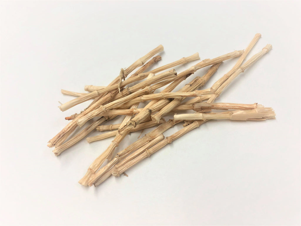 Bai Mao Gen (Woolly Grass, Rhizoma Imperatae, 白茅根)