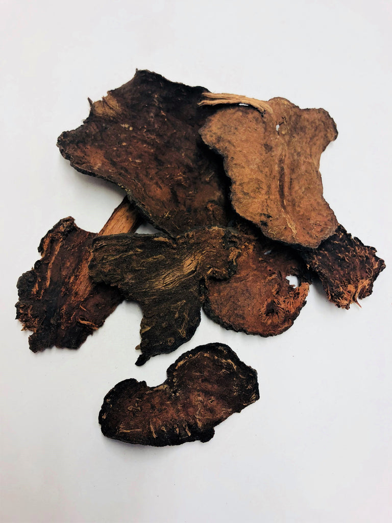 He Shou Wu (Processed Fleeceflower Root, Radix Polygoni Multiflori Preparata, 首烏)