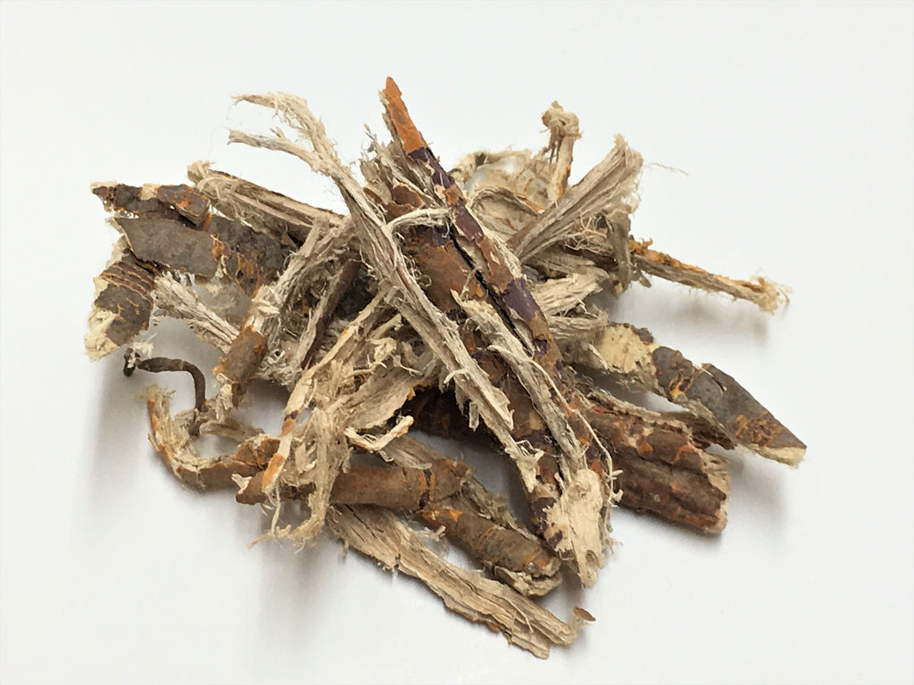 Sang Bai Pi (Mulberry Root Bark, Cortex Mori, 桑白皮)