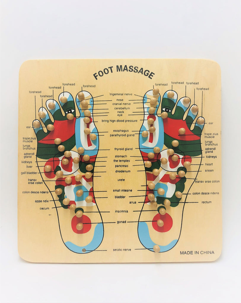 Acupoint Foot Massage Board