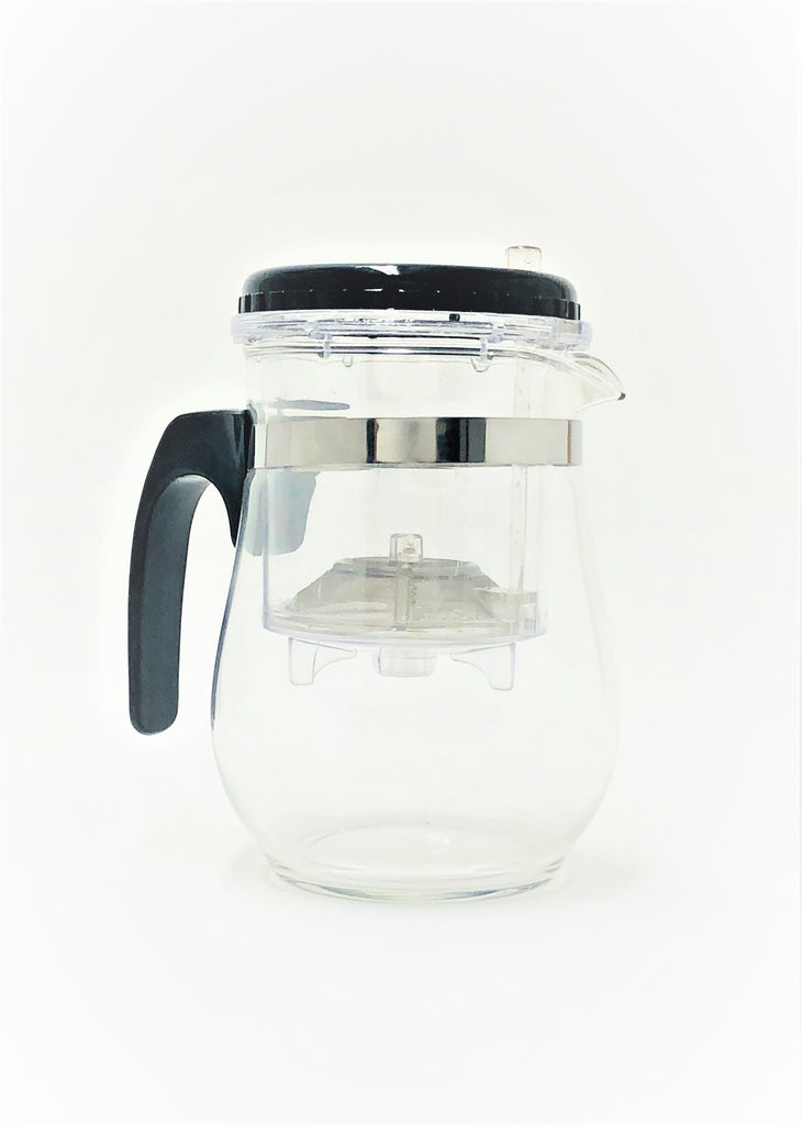 Round Teapot Infuser
