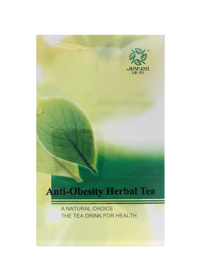 Anti-Obesity Herbal Tea (All Natural)