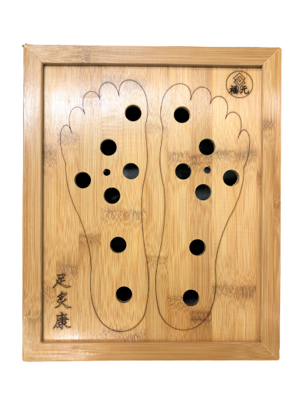Bamboo Foot Moxibustion Box