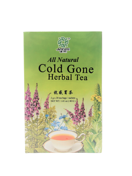 Cold Gone Tea