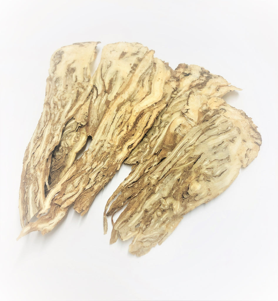 Dang Gui (Chinese Angelica Root, Radix Angelicae Sinensis, 当归片)