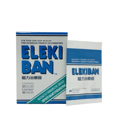 Eleki Ban Magneto-Therapeutic Device 磁力治疗器